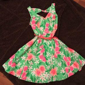Lilly Pulitzer Freja Dress Size 8